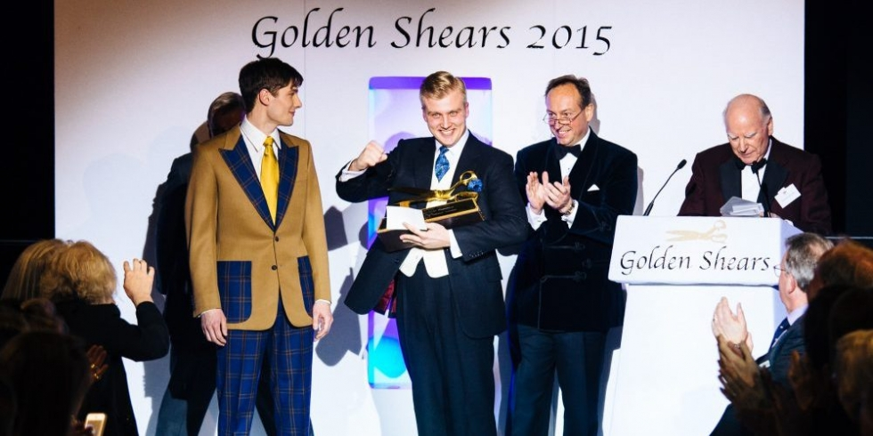 CAPITB Trust supports Golden Shears Award in 2015